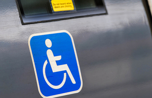 Work to improve disabled access to toilets on trains and at stations is underway