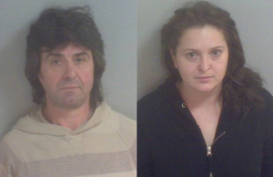 Two people smugglers jailed