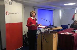 Baroness Anelay's speech at the Polish Social and Cultural Association