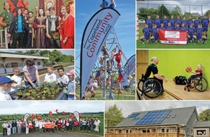 5 years of grant giving in Cumbria