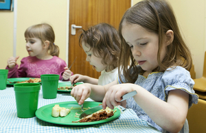 Funding boost to give more children healthy start to the day