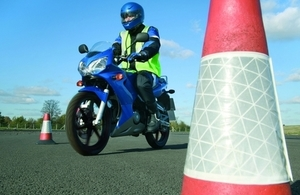 DVSA sets out proposals to improve motorcycle training