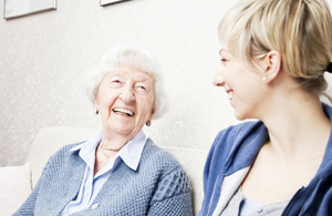 £240 million social care investment to ease NHS winter pressures