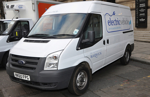 Vans to go greener and cleaner under new plans