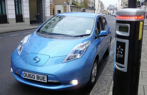 Innovative vehicle to grid technology to receive £20 million
