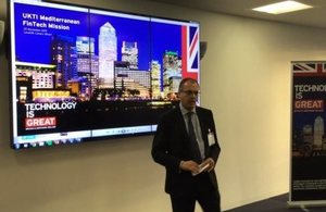London welcomes the best of Mediterranean fintech
