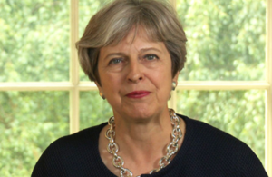 Eid al Adha 2017: Theresa May's message