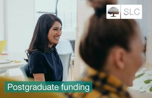 Press release: Students in Wales can apply now for postgraduate funding