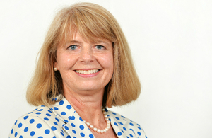 Harriett Baldwin MP appointed Minister for Africa