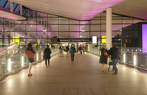 Government sets out next steps for Heathrow expansion