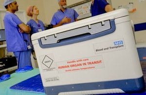 New system of consent for organ and tissue donation announced