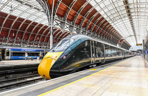 All aboard the new Intercity Express trains that will transform journeys across Britain