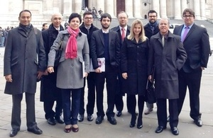 UKTI hosts Brazilian pension fund delegation visit to the UK