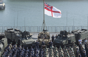 Defence Minister reaffirms UK commitment to the Gulf
