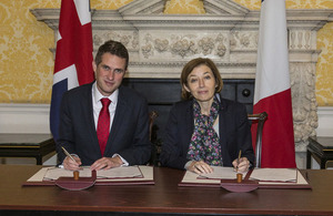 UK and France increase security cooperation in the Channel