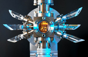 UK to lead the way in quantum technologies