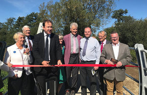 Cyclists in Buckinghamshire set to benefit from new cycleway