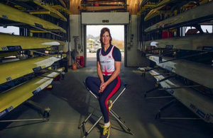 Culture Secretary appoints Dame Katherine Grainger as new chair of UK Sport