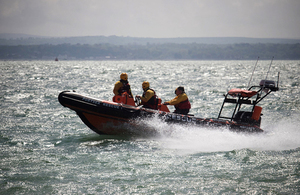 Lifeboat charities to receive £1 million grant boost