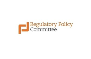 Regulatory Policy Committee appointed as the independent body verifying the costs and savings of changes in law