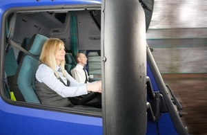 DVSA supports new LGV industry driving instructor scheme