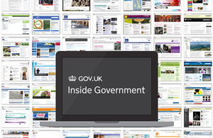 The new home on the web for DFT and DCLG