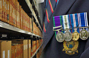 Your chance to question Ministry of Defence medals and records experts at Family History Shows