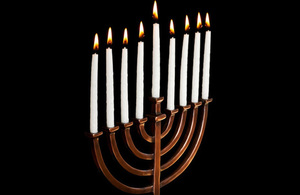 Greg Clark: Chanukah message