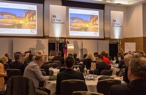 UKTI holds first summit for medium sized businesses in Midlands