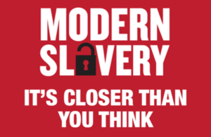 Home Secretary strengthens police response to modern slavery