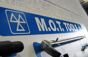 Boost for motorists as government proposes no MOT test for first 4 years