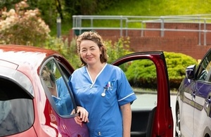 Free hospital parking for thousands of patients, staff and carers