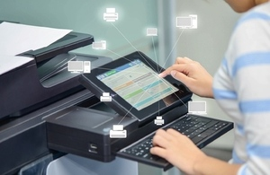 New agreement to help digitise print, copying, scanning and storage