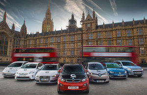 More drivers choose ultra low emission vehicles