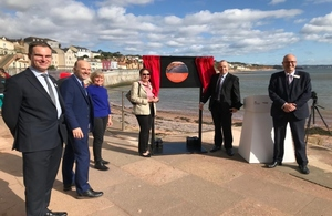 First phase of Dawlish seawall completed, securing South West's rail links