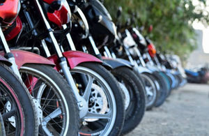 Fall in moped crime as multi agency taskforce produces results