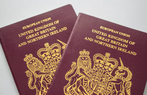 Customers to benefit from online passport application roll out