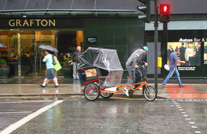 Rip off pedicabs to be driven off the road under new proposals