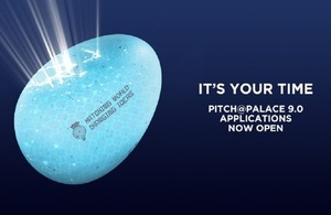Defence and security technology entrepreneurs invited to apply for Pitch@Palace