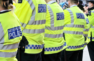 Home Office hosts roundtable on mental health demand on policing