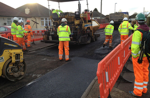 £200 million funding boost for England's roads