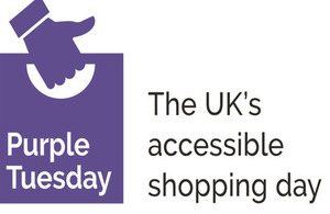 'Purple Tuesday' is the UK's first accessible shopping day