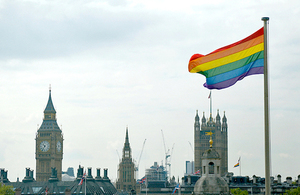 DFID celebrates London Pride 2016