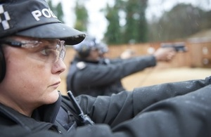 Could you be a CNC Authorised Firearms Officer?