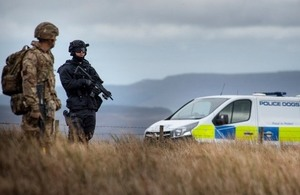 Major counter terrorism exercise concludes