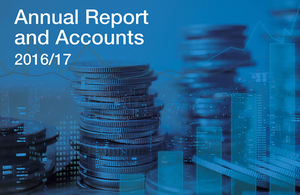 Crown Commercial Service Annual Report and Accounts Published
