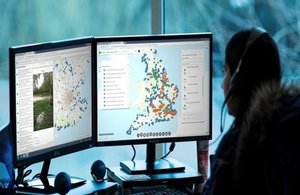 Environment Agency's 'Incident Management Portal' receives international award
