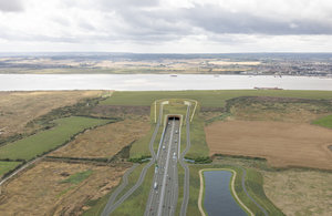 Press release: Jacobs awarded £162.5m Lower Thames Crossing contract
