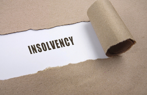 Change to insolvency rules