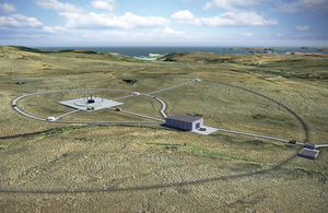 One giant leap: Vertical launch spaceport to bring UK into new space age